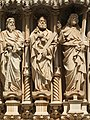 Montserrat Abbey Christ and his Apostles.jpg