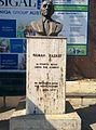 Monument of Osman Kazazi in Tirana..jpg
