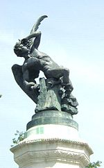 Monumento a Lucifer