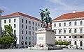 Monumento a Maximiliano I, Múnich, Alemania, 2012-04-30, DD 01.JPG