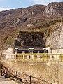 Mori-Galleria Adige-Garda (Mori-Torbole tunnel).JPG