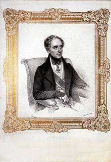 Lithographie von Josef Kriehuber, 1839 (Quelle: Wikimedia)
