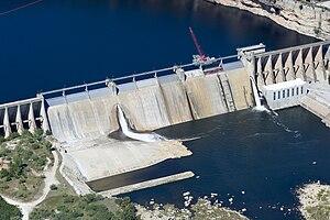 Possum Kingdom Lake - Morris Sheppard Dam