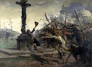 Death of Sauveur, Breton Hero