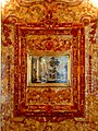 Mosaik im Bernsteinzimmer - Mosaic in the Amber Room - Мозаика Янтарной комнаты - panoramio.jpg