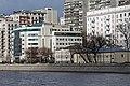Moscow, Kotelnicheskaya Embankment 33, Goncharnaya Embankment 3, March 2020.jpg