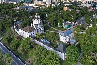 Andronikov Monastery - Andronikov Monastery in 2017