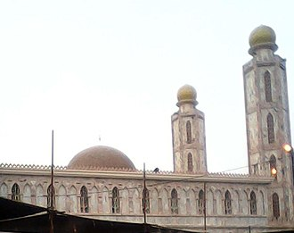 Tivaouane - Mosque of Serigne Babacar Sy