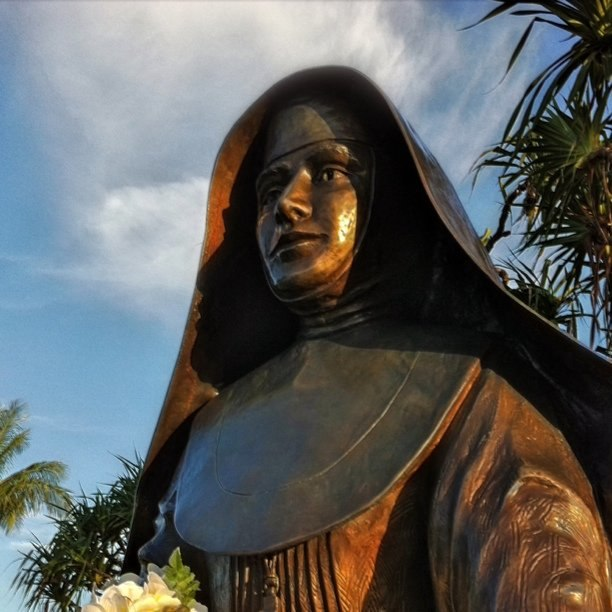 Mother Marianne Cope statue