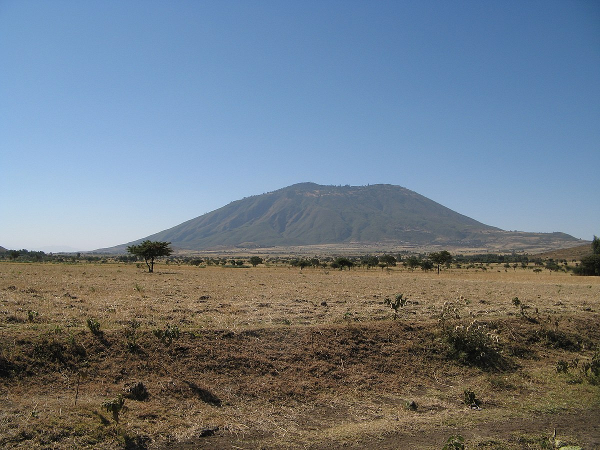 Mount Zuqualla - Wikipedia