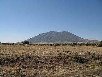 Mount Zuqualla - Image: Mount Zuqualla