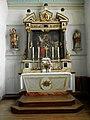 Moutiers (35) Église Autel sud 01.JPG