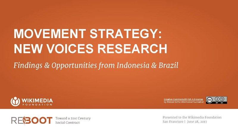 File:Movement Strategy - New Voices Research - Findings & Opportunities from Indonesia & Brazil.pdf