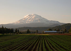 Yakima County, Washington - Mount Adams, highest point in Yakima County