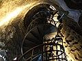 Munich Bavaria statue spiral staircase (2007).JPG