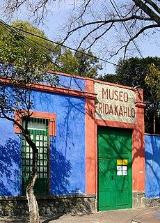 Frida Kahlo Museum Art museum in Mexico City