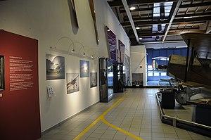 Museo dell'Aeronautica Gianni Caproni main hall (3).JPG