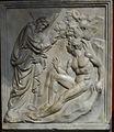 Museo pushkin, calchi, jacopo della quercia, formnelle del portale di bologna 03.JPG