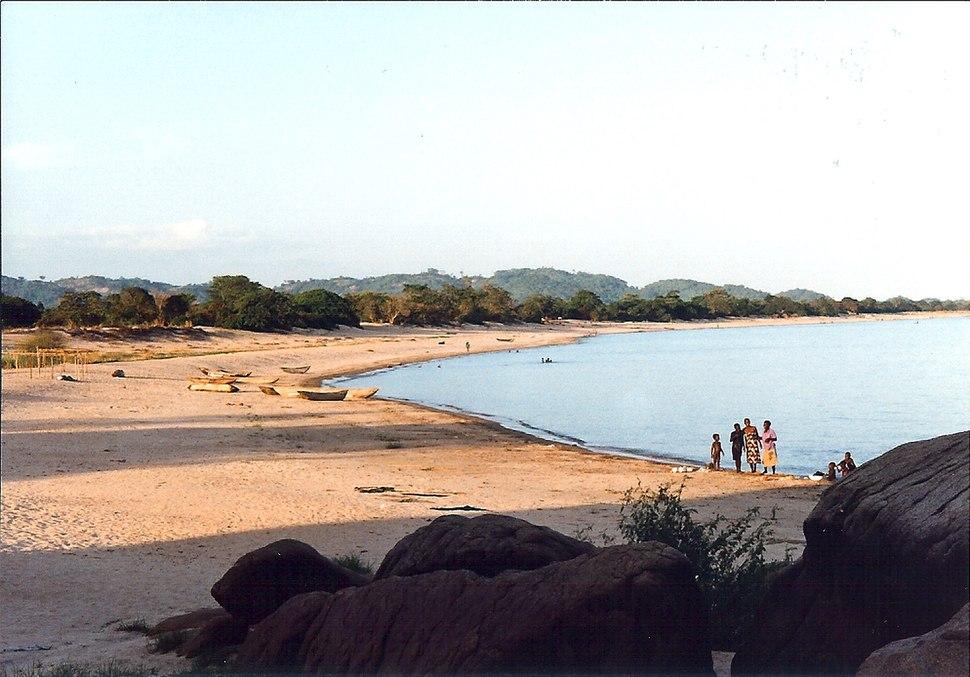 Mwaya Beach, Malawi