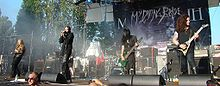 My Dying Bride na festivalu Frozen Rock 2007