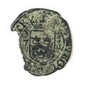 Mynt av silver. 2 öre. 1573 - Skoklosters slott - 109126.tif