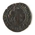 Mynt av silver. 2 öre. 1592 - Skoklosters slott - 109079.tif