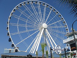Myrtle Beach SkyWheel - Image: Myrtle Beach Sky Wheel