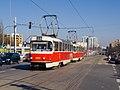 Nádraží Veleslavín, Tatra T3.jpg