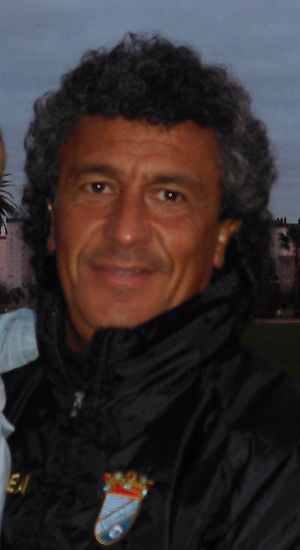 Néstor Gorosito - Image: Néstor Gorosito (2010)