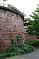Nürnberg, Stadtmauer, Westtorgraben, 006.jpg