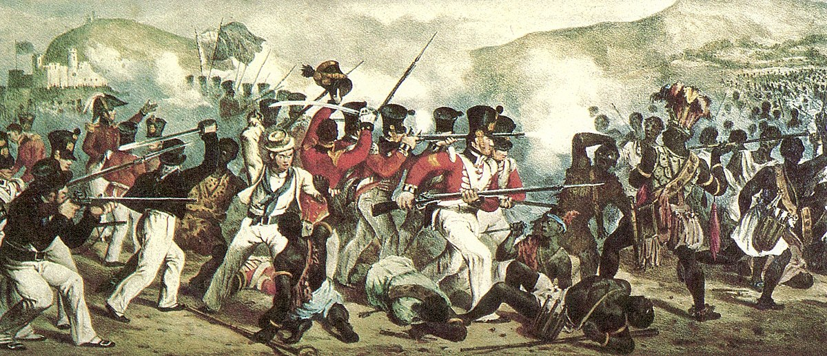 Anglo-Ashanti wars - Wikipedia
