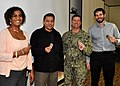 NAVFAC EXWC Employees Receive Command Coins (32554469310).jpg