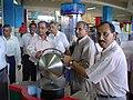NCSM Dignitaries Visiting Dynamotion Hall - Science City - Kolkata 2006-07-04 04756.JPG