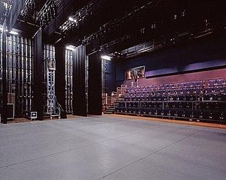 Wales Millennium Centre - The Blue Room