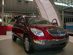 Px Neautoshow Enclave on 2007 Buick Century
