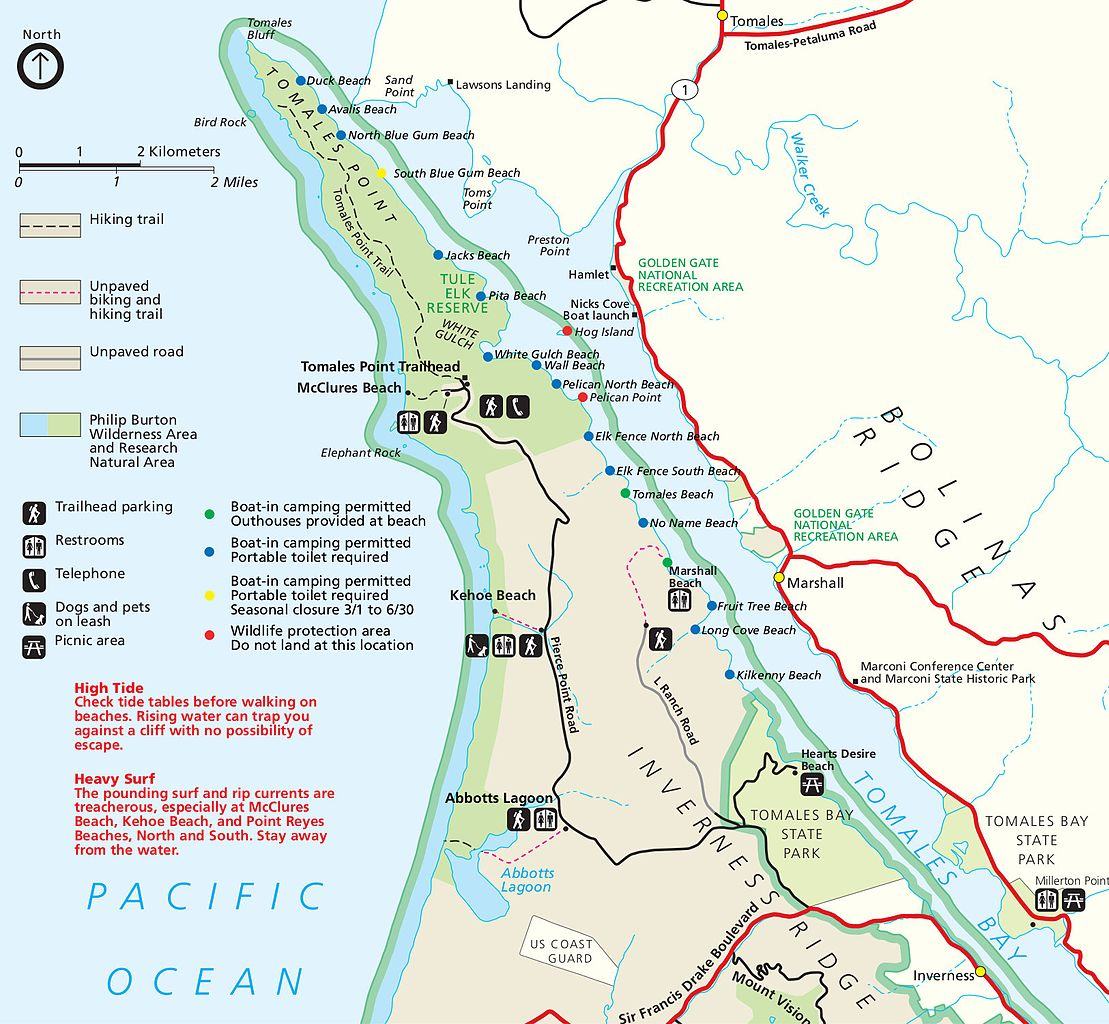 File:NPS point-reyes-boat-in-camping-map jpg - Wikimedia Commons