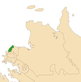 Electoral division of Casuarina electoral division of the Northern Territory, Australia