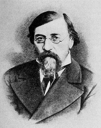 Nikolay Chernyshevsky - Image: N G Chernyshevsky