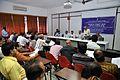 Naba Kumar Bhattacharya Addressing - Savings Fortnight Celebrations - National Savings Institute - NCSM - Kolkata 2014-11-13 9116.JPG