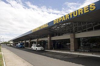 Nadi International Airport - Image: Nadi Airport International Departures 2