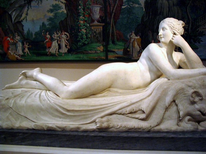 Archivo: náyade de Antonio Canova, Metropolitan, NY.jpg