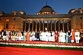 Narendra Modi's cabinet, 2014.jpg