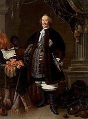Portrait of Johan Maurits of Nassau-Siegen.