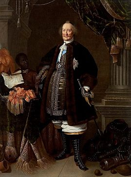 Nason Johan Maurits van Nassau-Siegen