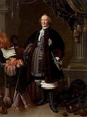 John Maurice, Prince of Nassau-Siegen - John Maurice of Nassau