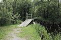 Nationaal Park Weerribben-Wieden. Vervallen brug 02.JPG