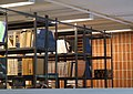 National Museum of Contemporary Art, Athens, library.jpg