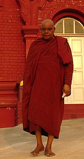 Nauyane Ariyadhamma Mahathera Sri Lankan Buddhist monk and meditation teacher