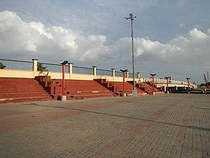 Navotas Centennial Park - Image: Navotas Cityjf 0075 11