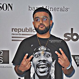 Nav (rapper) - Nav at Coachella in 2017